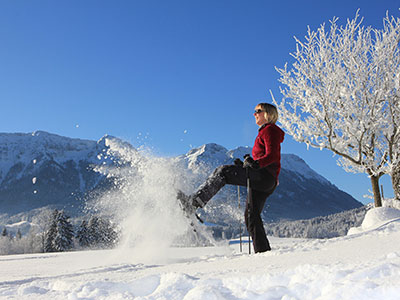 Winter in Inzell